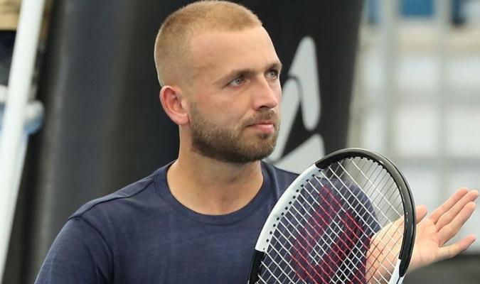 Dan Evans, número 28 del mundo, ha conquistado el torneo de exhibición de la Batalla de los Britá
