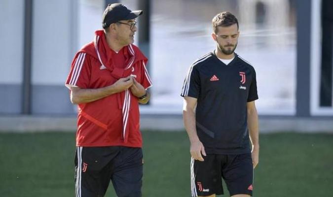 Pjanic jugará hasta final de temporada con la Juventus / foto cortesía