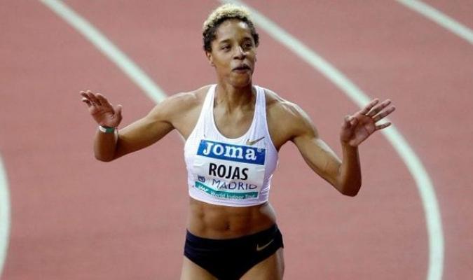 Rojas es bicampeona mundial / Foto: Cortesía