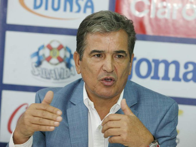 Pinto fue campeón con Deportivo Táchira / Foto: Cortesía