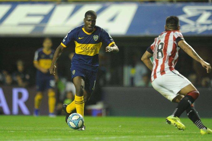 Hurtado no ha jugado un solo partido con Boca en 2020 / Foto: Cortesía
