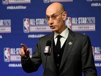 Se puede suspender la temporada 2020 de la NBA / foto cortesía