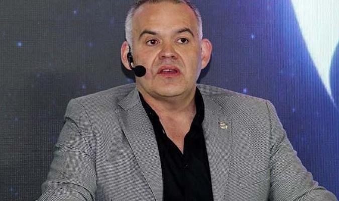 Gilberto Mendoza comenzó su segundo mandato / cortesía