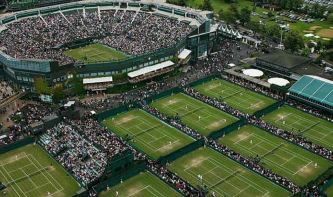Wimbledon donará sus clasicas fresas / foto cortesía