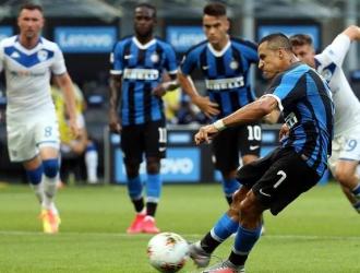Alexis terminó el partido con un gol y dos asistencias / foto cortesía