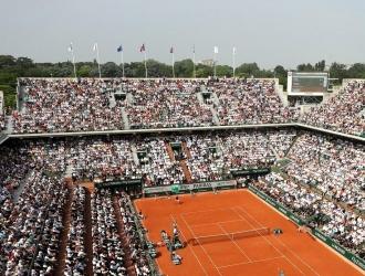 Roland Garros podrá admitir al 60% de su capacidad / foto cortesía