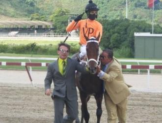 El trainer del Stud Amistad por más triunfos