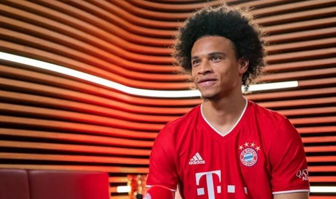 Bayern oficializó el fichaje de Sané / foto cortesía