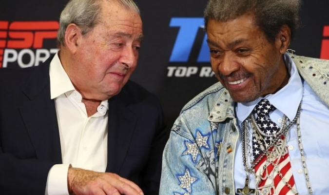 Se han convertido en leyendas del boxeo / cortesía