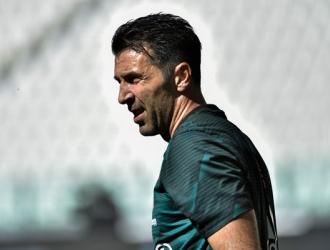 Buffon tiene 648 en Serie A/ Foto AP