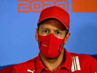 Vettel saldrá undécimo en Austria/ Foto AP