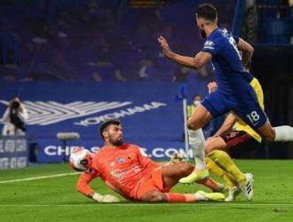 El Chelsea necesitaba conseguir los tres puntos porque tanto Leicester City como Manchester United h