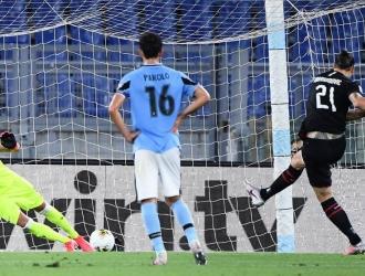 Para la Lazio fue un revés duro, que hizo feliz a un Juventus cada vez más cerca de conquistar su