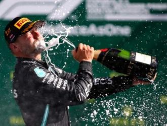 Bottas estuvo soberbio en Austria/ Foto AP