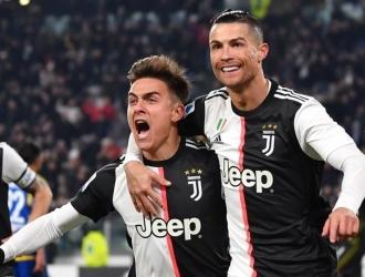 Juventus cada vez más cerca del scudetto / foto cortesía