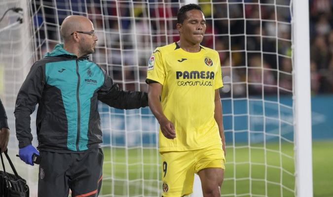 El colombiano se perderá el resto de la temporada / Foto Cortesía