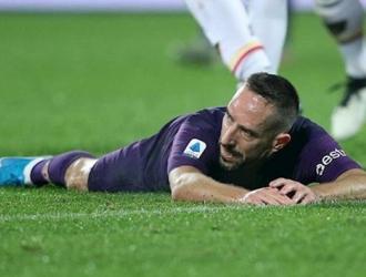Frank Ribery se plantea su marcha de Florencia/ Foto Cortesía