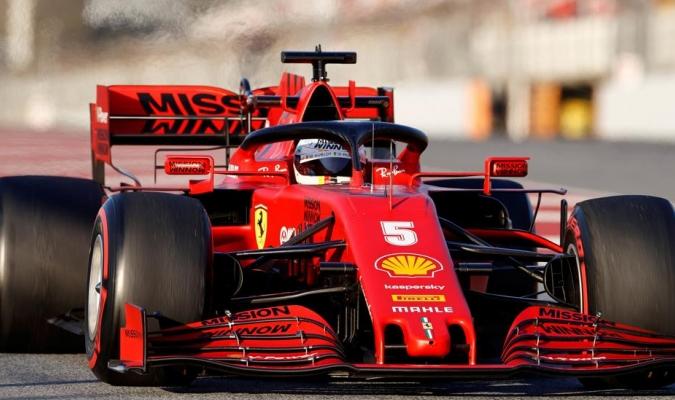 Ferrari busca mejorar para alcanzar a Mercedes / foto cortesía