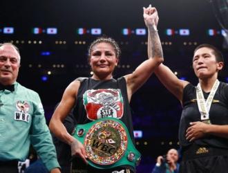 La mexicana espera un gran combate ante su próxima rival / Foto Cortesía