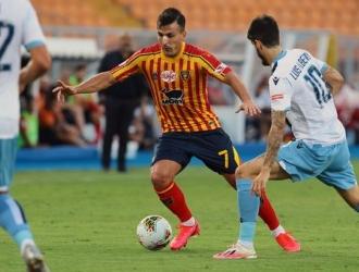 Lecce venció 2-1 a la Lazio /Foto cortesía