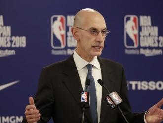 NBA preocupada por casos dentro de la burbuja / foto cortesía