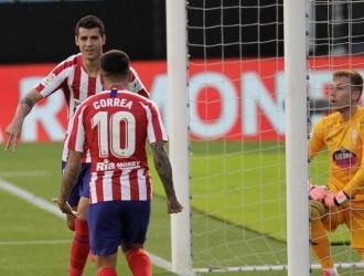 Morata lamenta el empate / foto cortesía