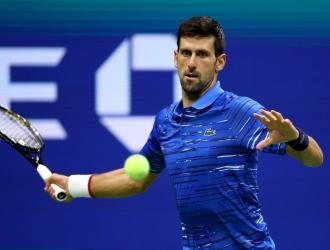 El tenista no se libra de los problemas que genero su torneo / Foto Cortesía