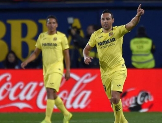 Cazorla anotó dos goles de penalti /Foto cortesía
