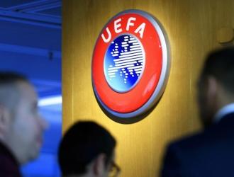 UEFA aprobó el protocolo de regreso al fútbol / Foto Cortesía