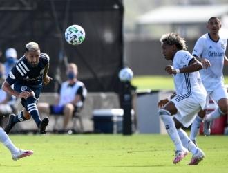 La MLS Volvió el miércoles / Foto: Cortesía
