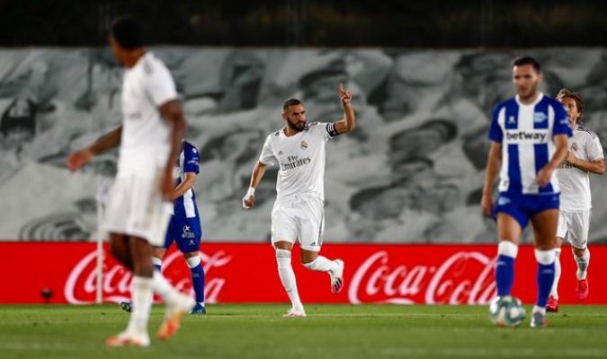 El Madrid puede ser campeón en la próxima jornada / Foto: Cortesía