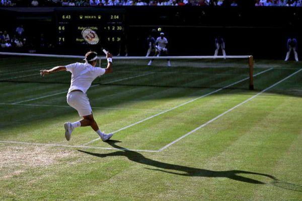 Wimbledon es el torneo más famoso del tenis profesional /Foto cortesía