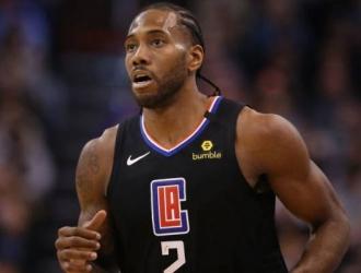 Leonard llegó esta temporada a los Clippers / Cortesía