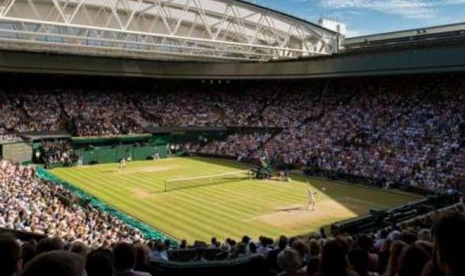 Gracias al seguro contra pandemias que tiene contratado Wimbledon, parte de lo cobrado será reinver