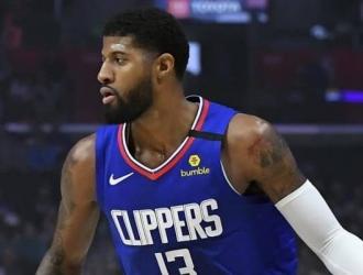 Las molestias del hombro quedaron en el pasado para el alero de los Clippers / Cortesía