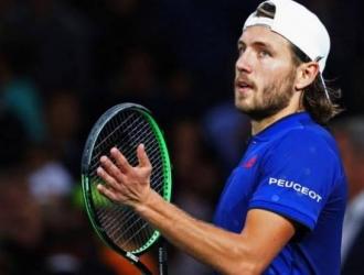 El tenista sufrió una lesión en un codo de la que no se encuentra recuperado