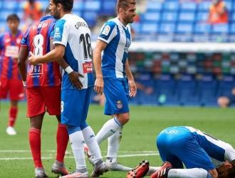 s intentos de maquillar el resultado no sirvieron de mucho al Espanyol, que, descendido, sigue en ca
