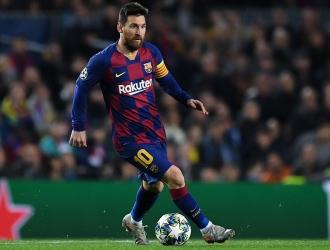Messi determinante en el Barcelona / Foto Cortesía