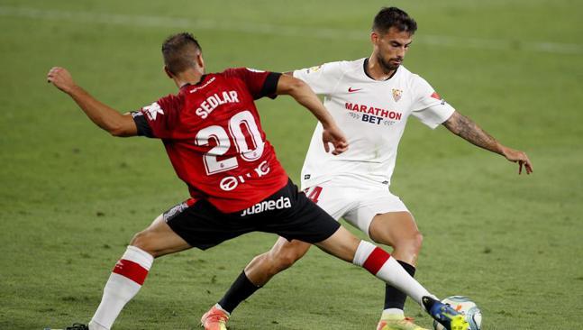 El Sevilla suma 66 puntos y se clasifica de cuarto en la liga española /Foto cortesía