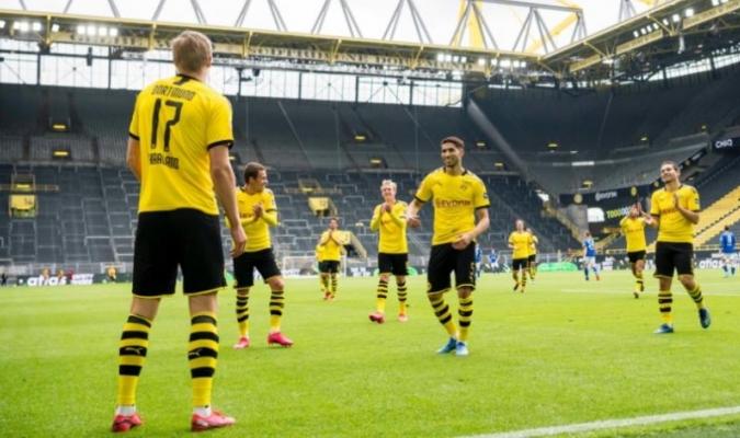 La Bundesliga acabó a puerta cerrada/ Foto Cortesía