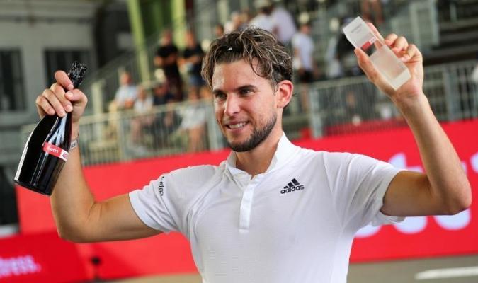 El austriaco ganó por 6-4 y 6-2/ Foto Cortesía