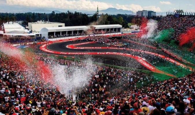 El GP de México no se correrá en el 2020 / Foto Cortesía