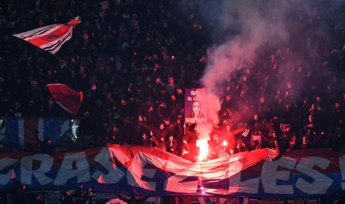 El público vuelve a los estadios en Francia con medidas preventivas / Foto Cortesía