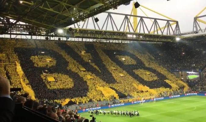 Podría volver el público a los encuentros de Bundesliga / Foto Cortesía