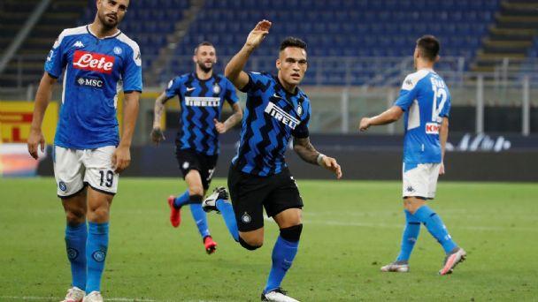 Inter se mete en el segundo lugar de la Serie A /Foto cortesía