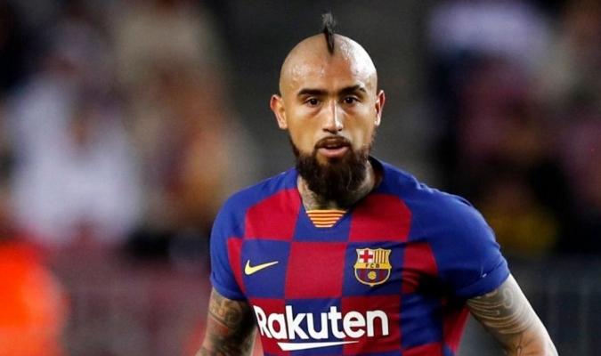 Vidal comenta sobre el futuro del Barcelona / foto cortesía