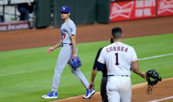 Dodgers comunica su apoyo al lanzador / foto cortesía