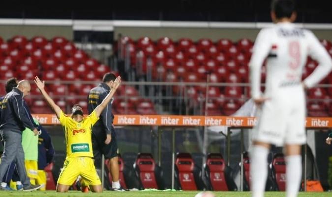 Sao Paulo eliminados en cuartos de final / foto cortesía