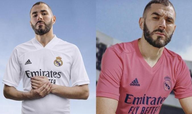 Madrid estrena uniforme en Manchester / foto cortesía