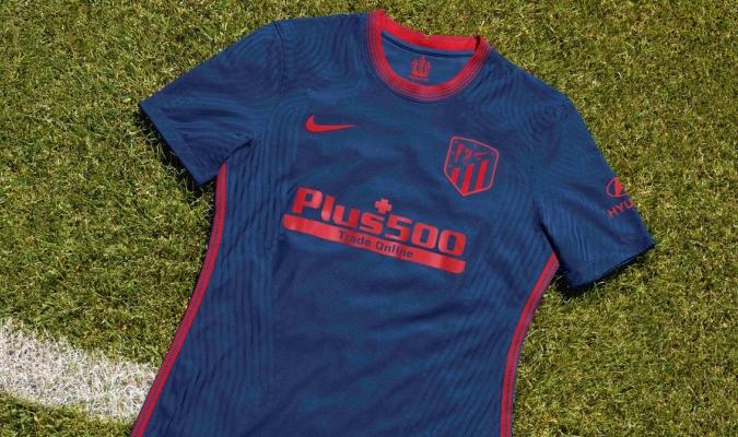 Atlético presenta su segunda equipación / foto cortesía